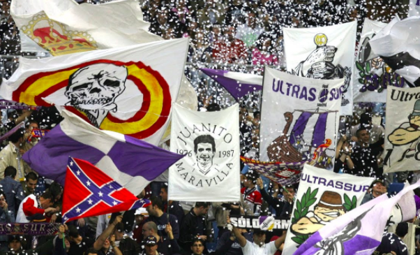 Ultras Sur Real Madrid